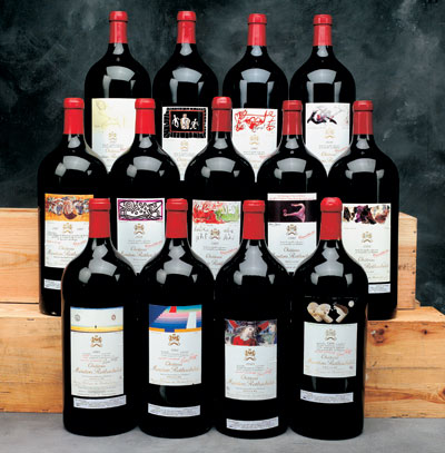 Wines High Low Average Prices